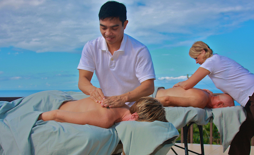 Couples Massage - Maui's Best Massage