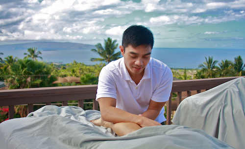 Group Massage - Maui's Best Massage